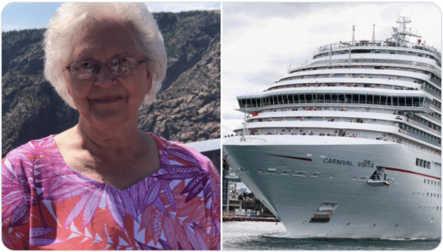 Marilyn Tackett Carnival cruise passenger dies of COVID-19