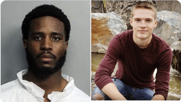 Tamarius Davis Georgia man high on mushrooms shoots Dustin Wakefield