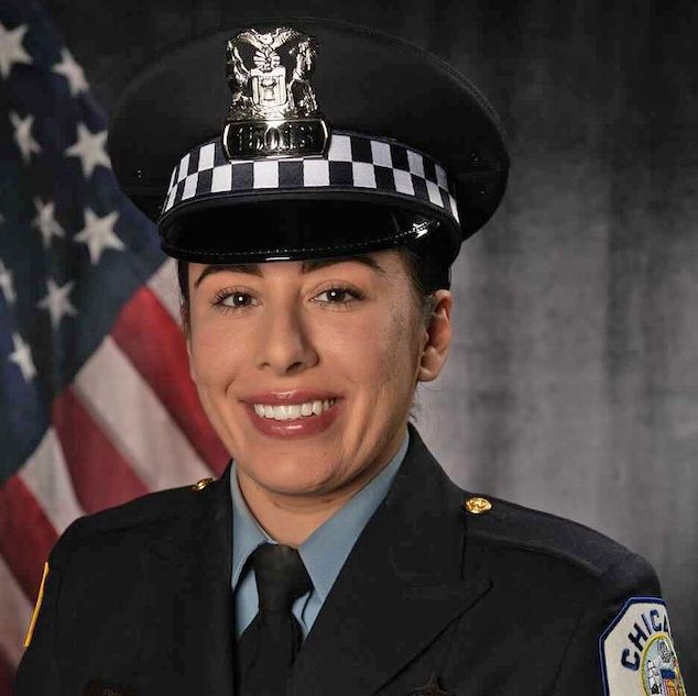 Ella French Chicago Police Officer killed traffic stop
