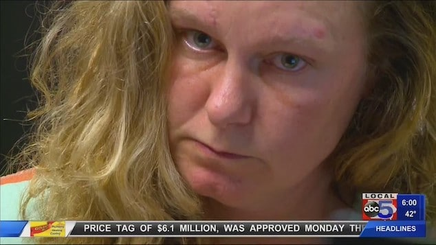 Nicole Poole Franklin sentenced federal hate crime