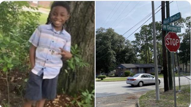 Nigel Brown, Albany, Georgia 9 year old boy killed drive by shooting