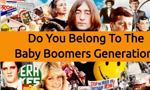 Are You a Baby Boomer?