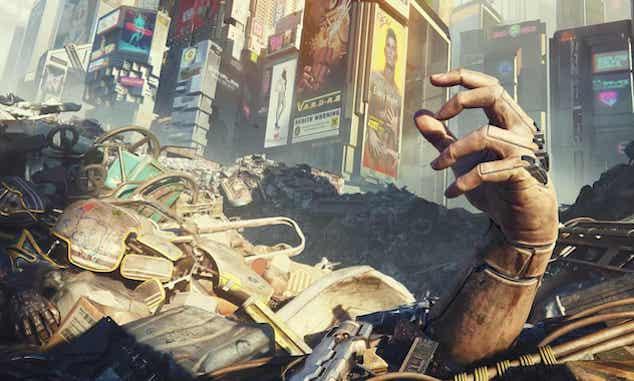 cyberpunk 2077 gaming