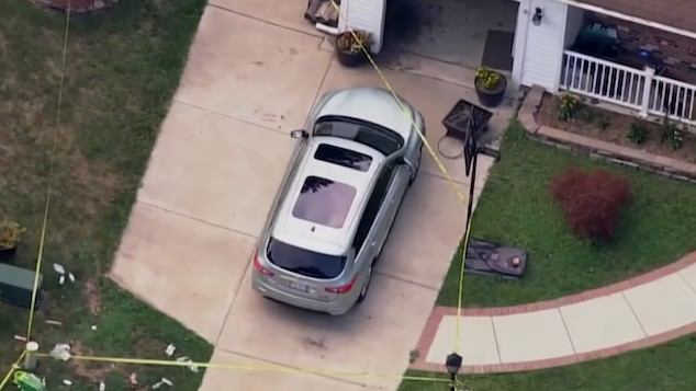 5 year old Springfield Virginia boy dies after left in hot SUV