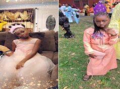 Fanta Bility 8 year old girl shot dead at Sharon Hill high school football game