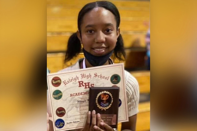 Makayla Robinson Mississippi eighth grader dies of COVID-19