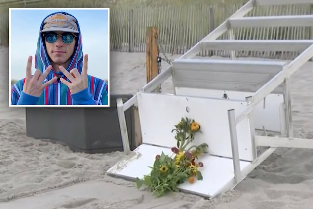 Keith Pinto 19 year old Toms River lifeguard killed by lightning strike