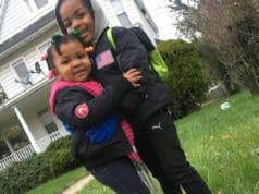 Jamerria Hall Baltimore mother kills her two children