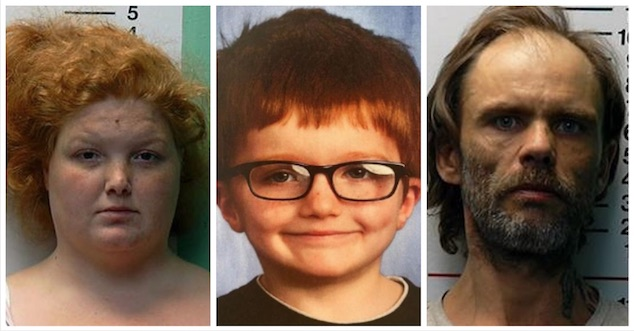 Middletown Ohio mother kills 6 year old son