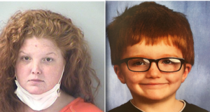 Brittany Gosney Middletown Ohio mother pleads guilty murdering 6 year old son