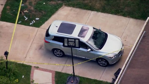 5 year old Virginia boy dies after left in hot SUV