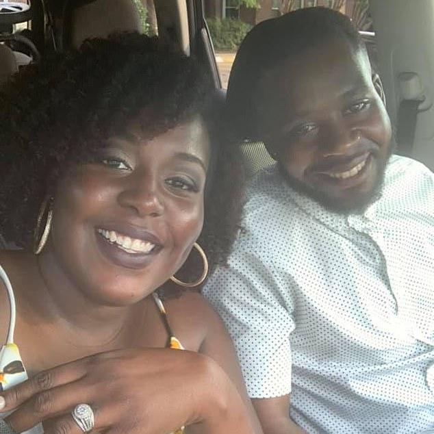 Devin Jose Jones Alexandria, Louisiana groom shoots friend