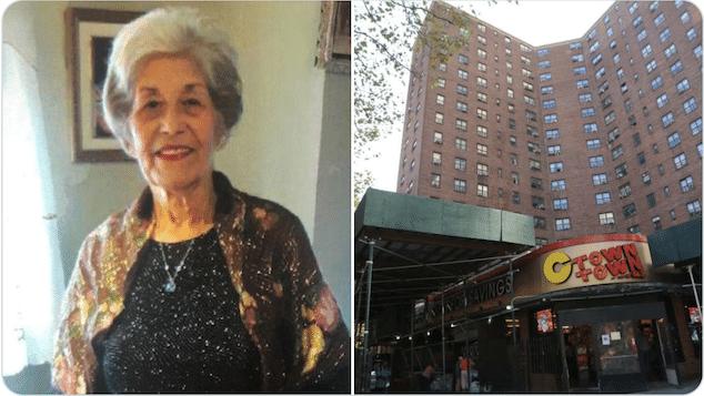 niece murders 97 year old aunt Antonia Cardona