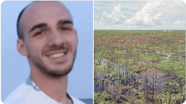 Brian Laundrie search resumes
