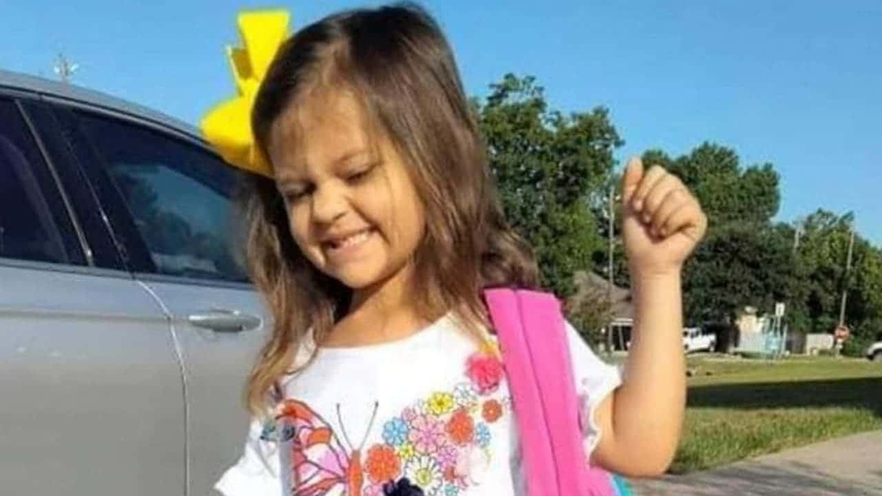 Kali Cook Galveston County, Texas 4 year old girl dies of COVID-19
