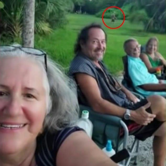 Brian Laundrie selfie