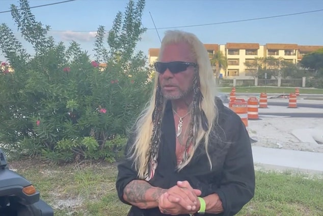 Dog the Bounty Hunter searches for Brian Laundrie