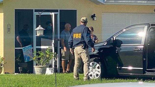 Brian Laundrie parents arrested