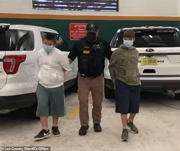 Florida teens plotted school mass shooting