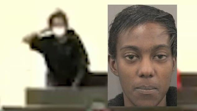 Felisha Washington Texas murder suspect