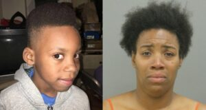 Fallon Harris, Chicago mom shoots & kills 12 year old son