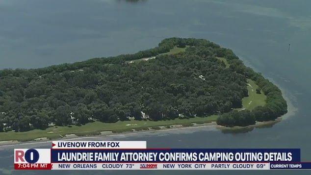 Brian Laundrie lawyer confirms family camped at Foto De Soto Park