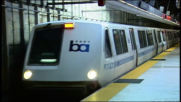 SF woman dragged by bart train to her death