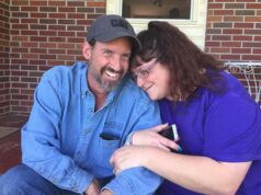 Kevin and Misty Mitchem Stafford Virginia couple