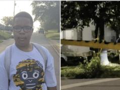 Alabama teen playing on iPad shot dead