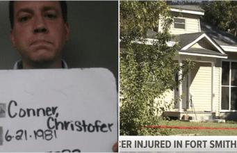 Christopher Conner Fort Smith Arkansas