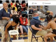 Kentucky principal gets lap dance