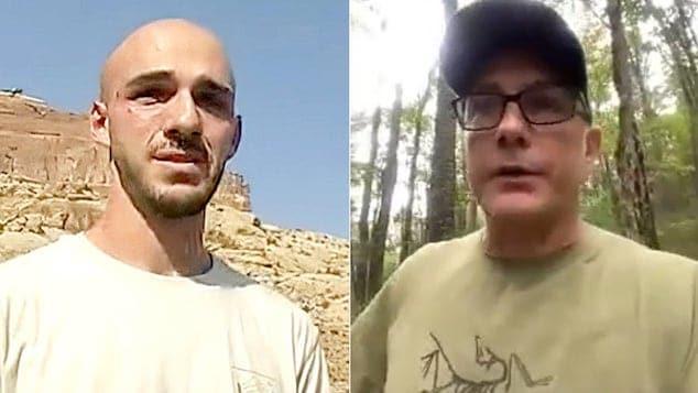 Brian Laundrie Appalachian Trail sighting