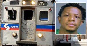 Fiston Ngoy Philadelphia SEPTA train rape