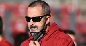 Nick Rolovich Washington State football coach fired COVID-19 Vaccine